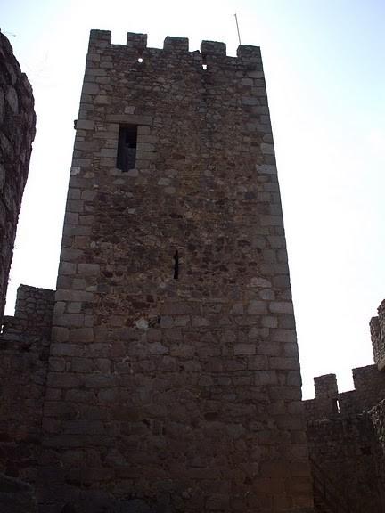 Замок Альмурол (Castelo de Almourol) 26252