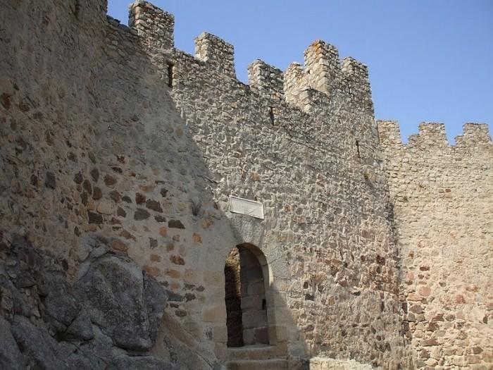 Замок Альмурол (Castelo de Almourol) 19328