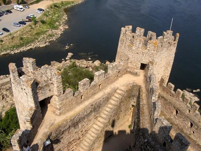 Замок Альмурол (Castelo de Almourol) 75569