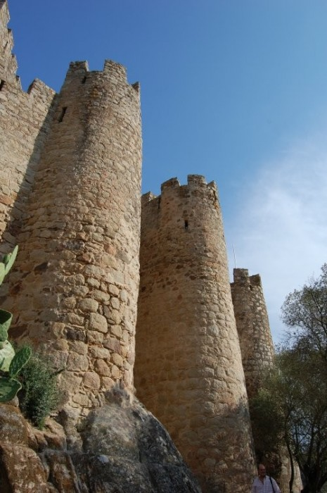 Замок Альмурол (Castelo de Almourol) 63736