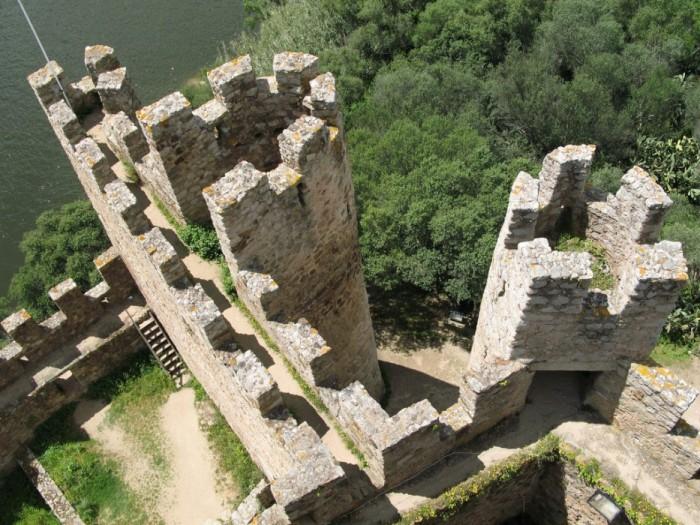 Замок Альмурол (Castelo de Almourol) 40959