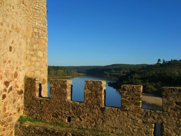 Замок Альмурол (Castelo de Almourol) 71692