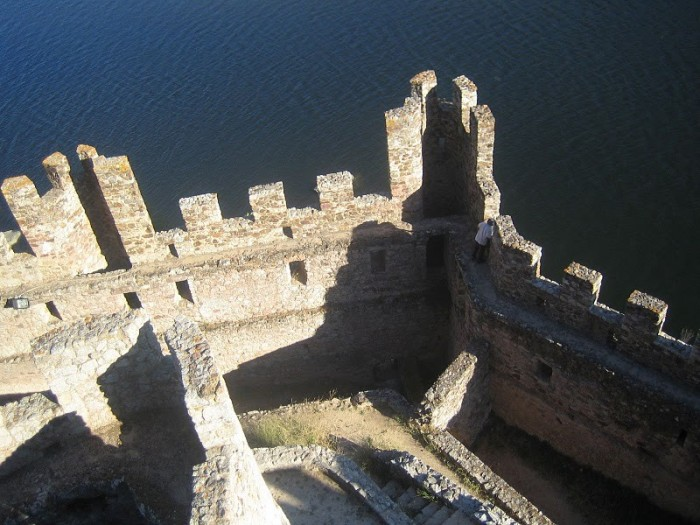 Замок Альмурол (Castelo de Almourol) 35376