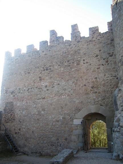 Замок Альмурол (Castelo de Almourol) 35943