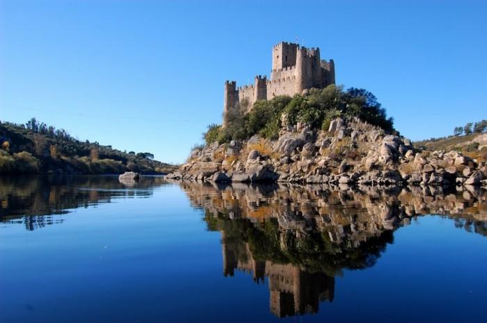 Замок Альмурол (Castelo de Almourol) 63032