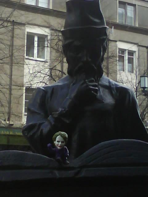 Joker-6 и Мудрец