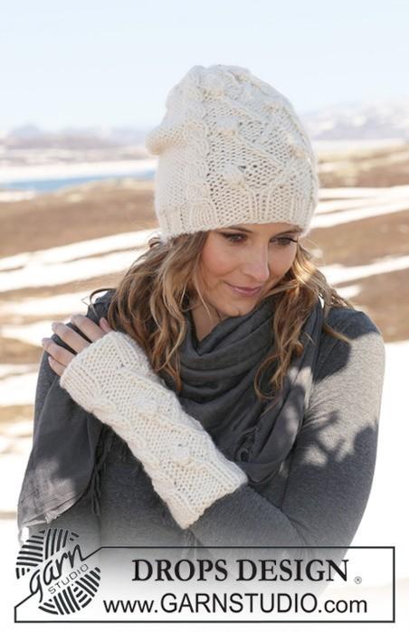 Я хорошая: вязание журналы 2010. вязание спицами косы шапки.