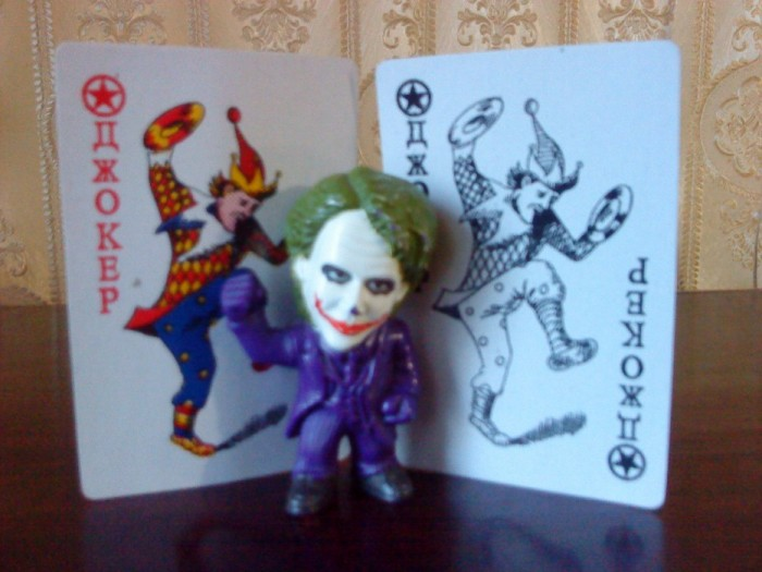 Joker-6 и Джокеры
