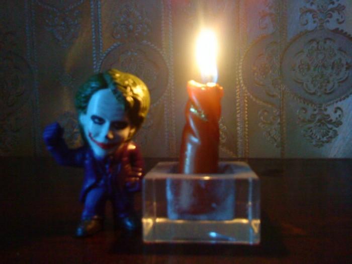 Joker-6 и Свеча