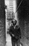 У себя дома на Мортон-стрит. Гринвич-Вилледж. Нью-Йорк, 1978 год.