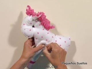 Мягкая игрушка лошадь своими руками - выкройка / Мягкие игрушки, тильда своими руками. Выкройки, мастер классы, фото / Ёжка - ст