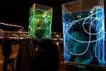 Яркий Сиднейский фестиваль (Vivid Sydney Festival) - праздник света, музыки и идей в Сиднее, 27 мая 2010 года.