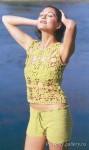 Вязание крючком схемы топы юбки платья.