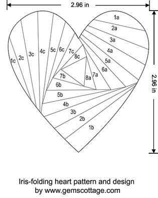 Есть для желающих делать поделки из бумаги оригами схемы-ассистенты, где определены мета сгибов и заломов.