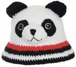 схема вязания шапки панда. схемы вязания женских шапок фото описание...