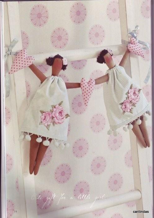 Фото куклы тильда своими руками