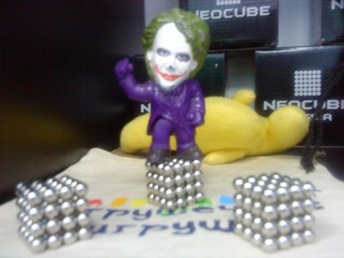 Joker-6 и  3 Neocube