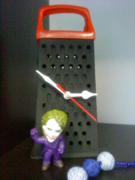 Joker-6 и Часы-Тёрка