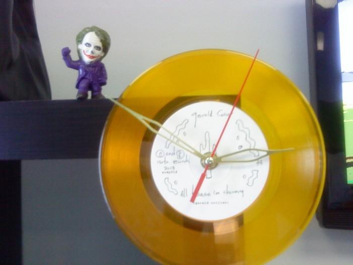 Joker-6 и Часы-Винил