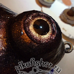 epoxy fish eyes