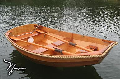 Маленькая лодка самодельная