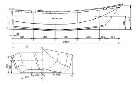 лодка из фанеры чертежи джонбот своими руками из фанеры