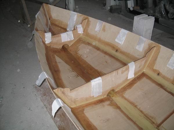 смолы для самодельных лодок