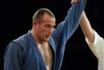Посмотреть все фотографии серии Турнир по боевому самбо (Лужники, 22 февраля 2008
