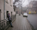 [+] Увеличить - В Одессе туманы