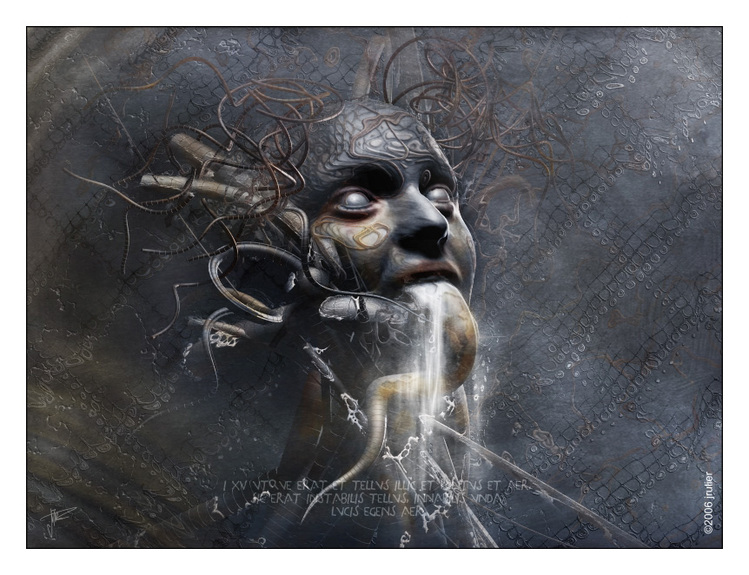 "Необычный арт фотохудожника Jean-Marc Rulier  "" Фото, рисунки."