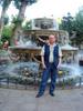 [+] Увеличить - На фоне любимого фонтана