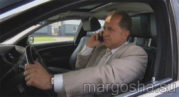 """Актер Владимир Стержаков - Наумыч из сериала  """"Маргоша """" - долгое время..."""