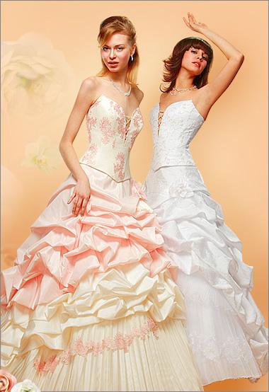 Свадебные платья - ssln7829