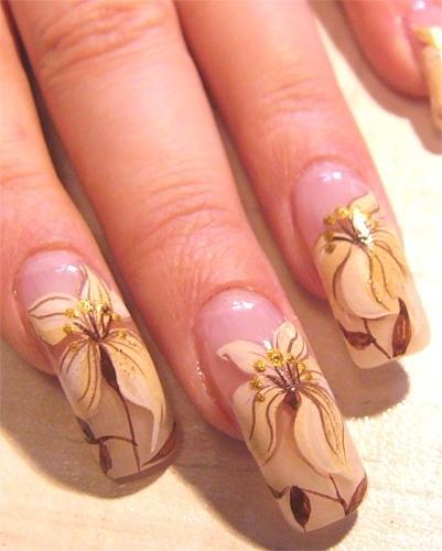 Красивые ногти F_16072742