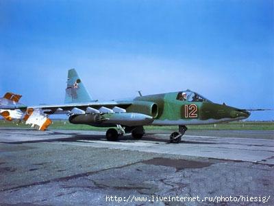 RusArmy.com - Авиация - Штурмовик Су-25