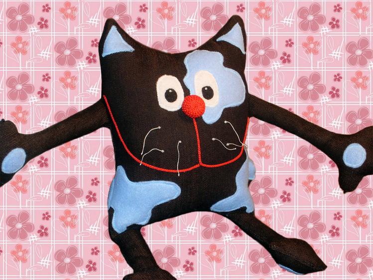 котики как сшить - Выкройки одежды для детей и взрослых.