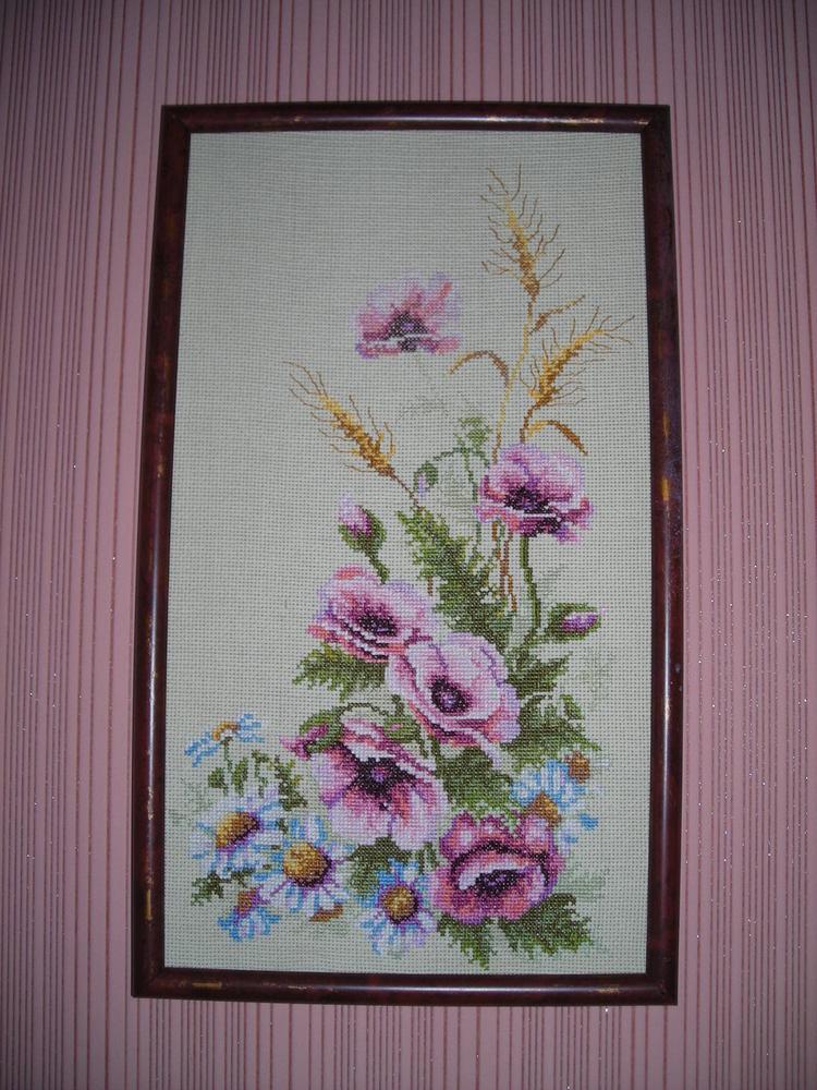 "Полевые цветы. набор ""Чарівна"