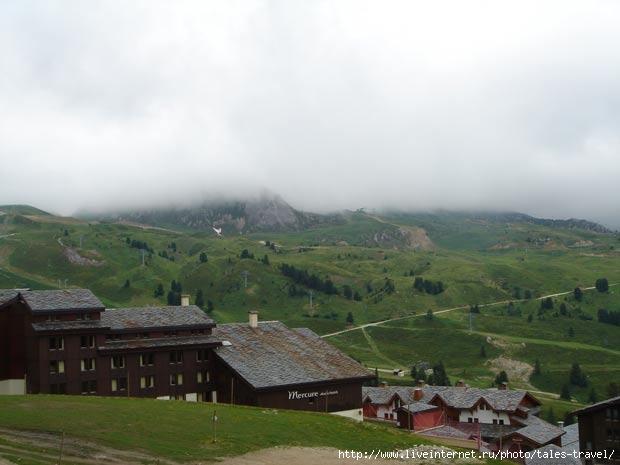 Шамони - у подножия Альп
