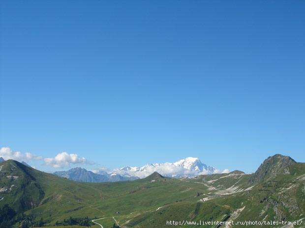 Альпийское небо