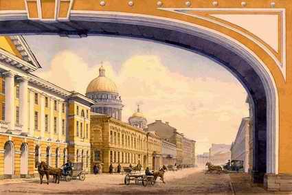 почта петербург