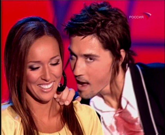 Не кто-нибудь, а победитель конкурса Евровидение-2008 певец Дима Б…