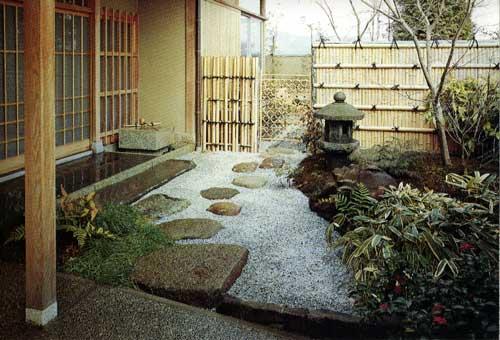 Японские сады - поистине пространство для стихий...