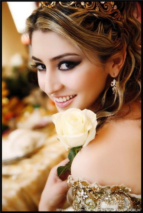 Свадебные макияж в дагестане