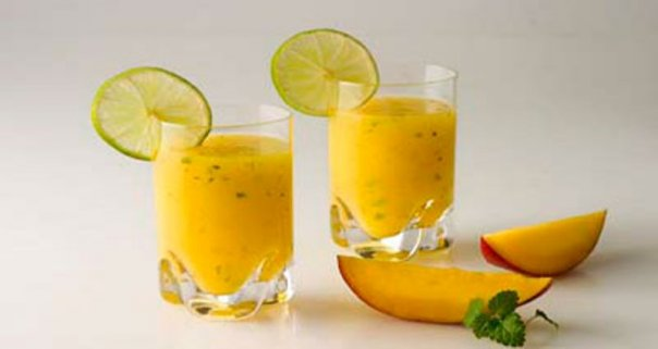 Рецепт - Напиток бенгальский с манго.