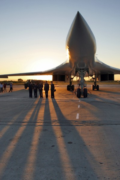 Бомбардировщики от Ту-4 до Ту-160 Белый лебедь.