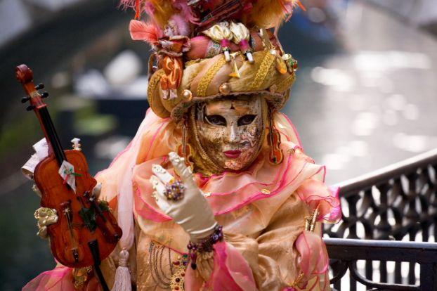 Венецианский карнавал 2012 F_17008339
