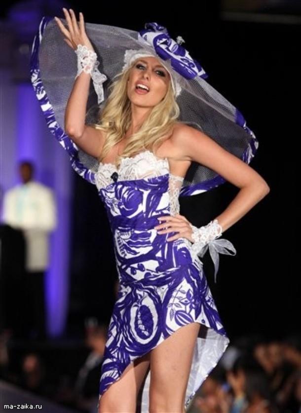 выкройка летнего платья с отрезной талией 44 размера бесплатно