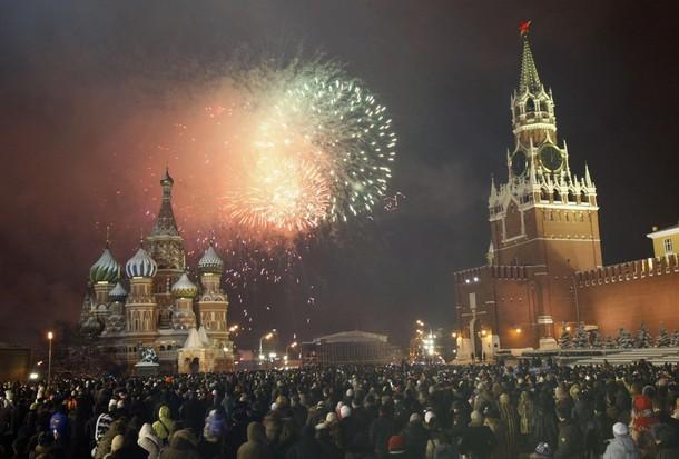 Кто последний празднует новый год в россии