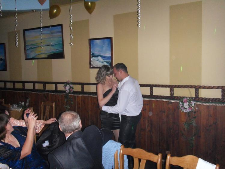Дочка была свидетельницей на свадьбе.