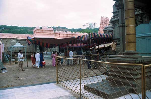 Возле храма